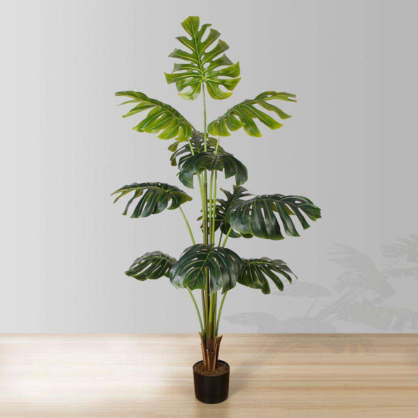 RITA Artificial Monstera Potted Plant (Multiple Sizes) ArtiPlanto