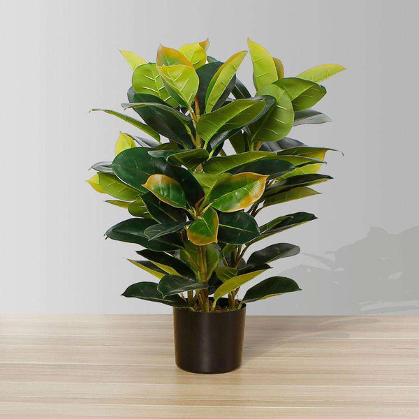 RUBI ARTIFICIAL RUBBER POTTED PLANT 2.5' ArtiPlanto