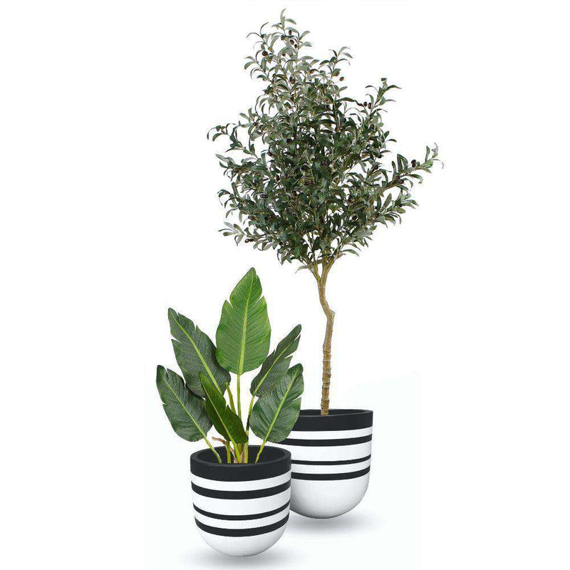 Rovos Cement Planter (Multiple Sizes) ArtiPlanto