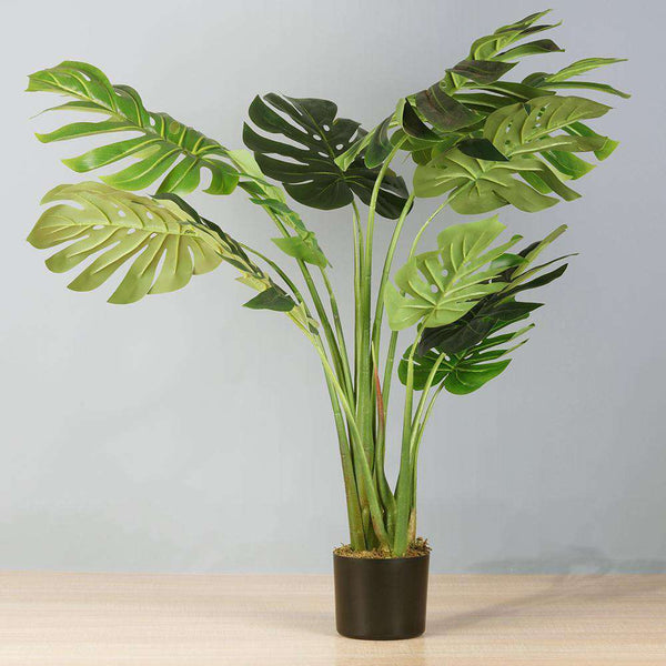 TERA Monstera Artificial Potted Plant (Multiple Sizes) ArtiPlanto