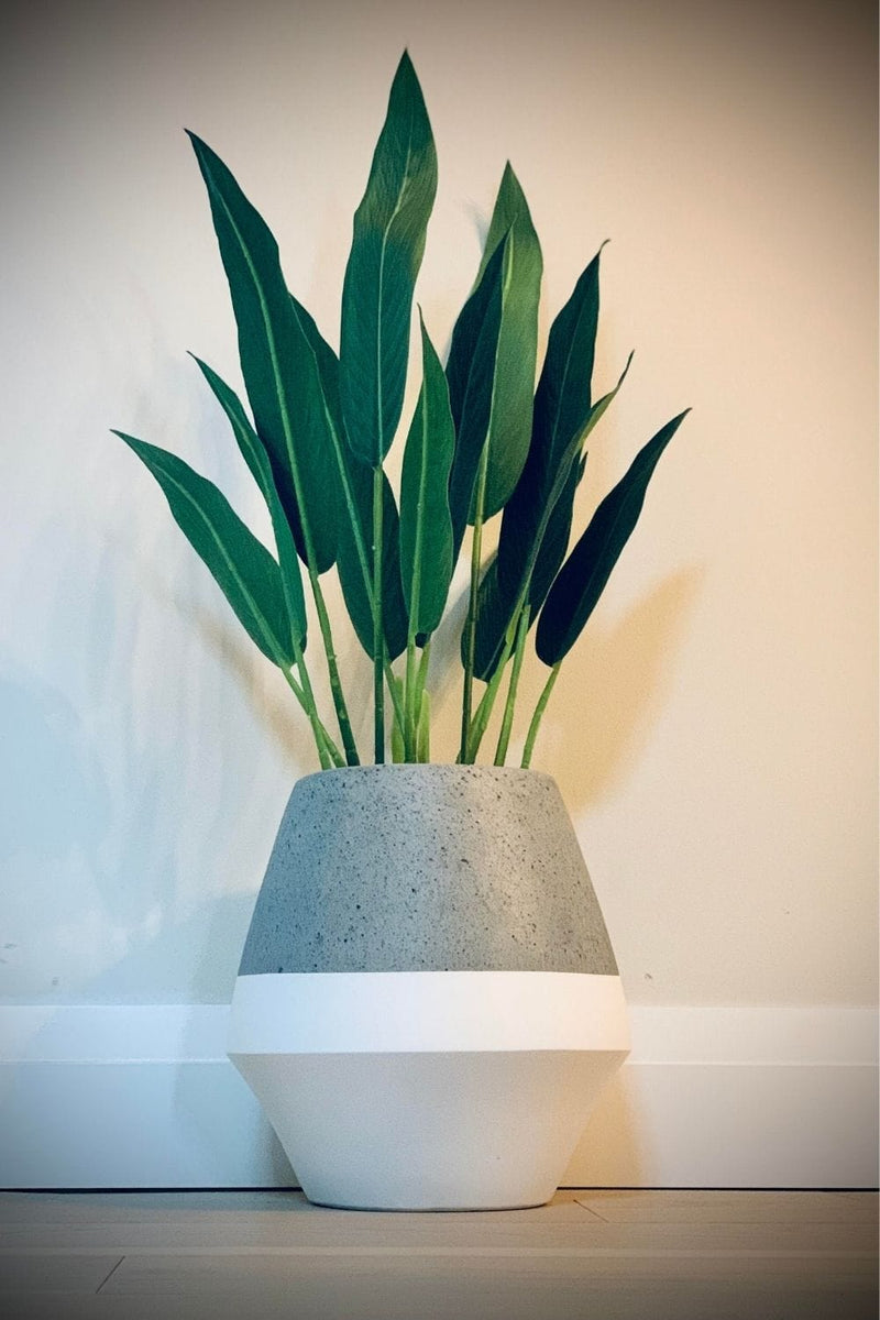 MAIO Artificial Bird Of Paradise Potted Plant 31""