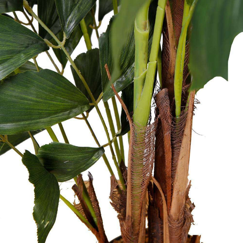 XAVI ARTIFICIAL FISHTAIL PALM TREE POTTED PLANT (MULTIPLE SIZES) ArtiPlanto