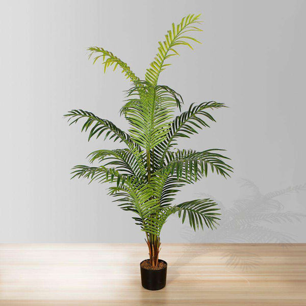 XELA Artificial Hawaii Kwai Palm Tree Potted Plant (Multiple Sizes) ArtiPlanto