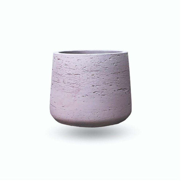 Ziva Grey Cement Planter 13'' ArtiPlanto