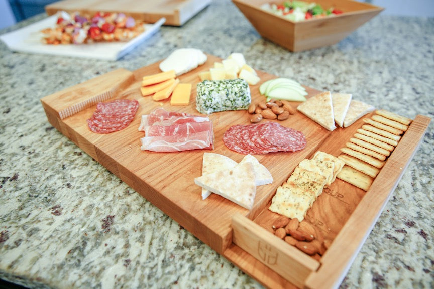 Cheese Board, Charcuterie Board