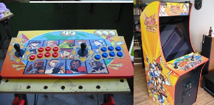 A Little Inspiration For Your Own Arcade Machine!