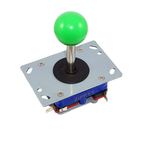 Green Arcade Zippy Joystick - DIY Arcade USA