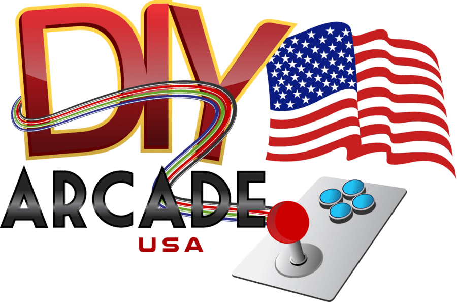 Custom DIY Arcade Kit - DIY Arcade USA