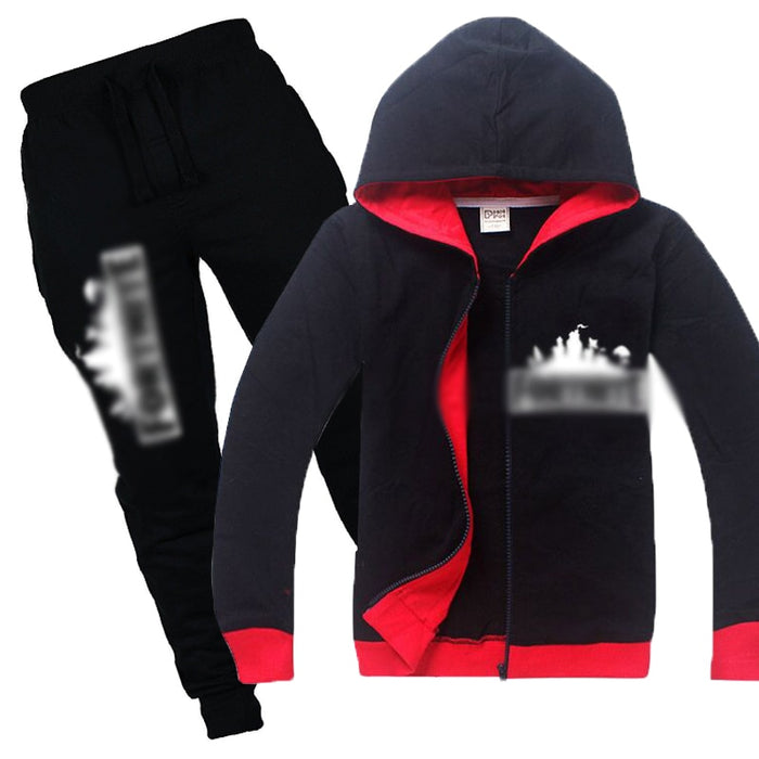 Children Athletic Pants & Jacket