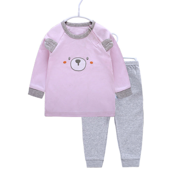 Girls Pajamas Set