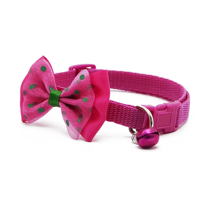 Adjustable Polyester Pet Collars
