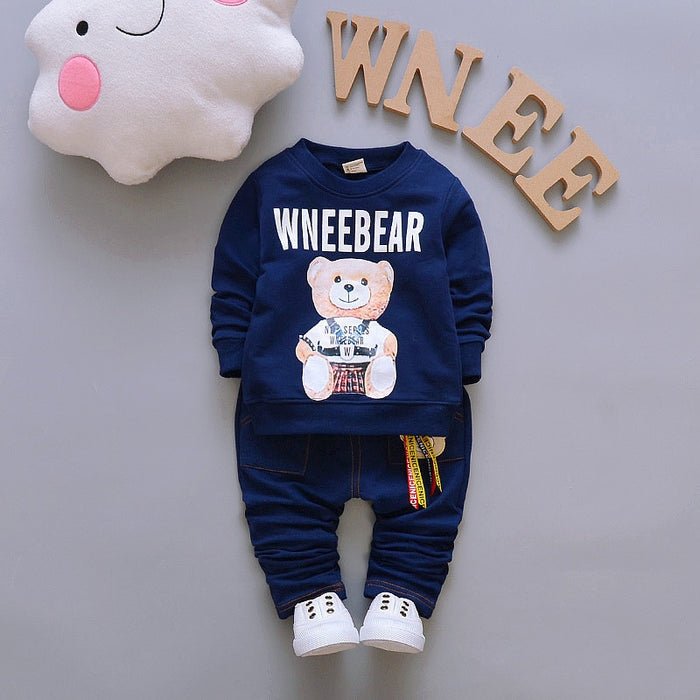 Children's Sweatshirt & Pants Set