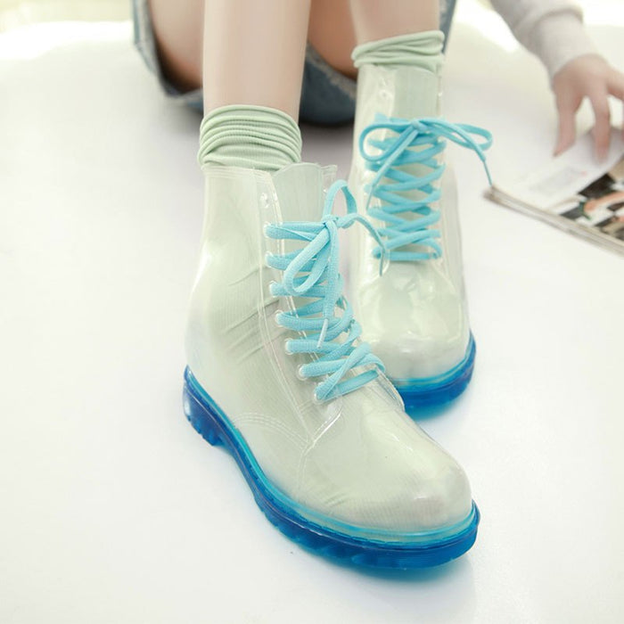 Transparent Rain Shoes