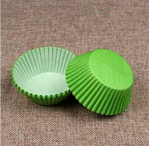 100 Paper Cupcake Baking Cups/Case