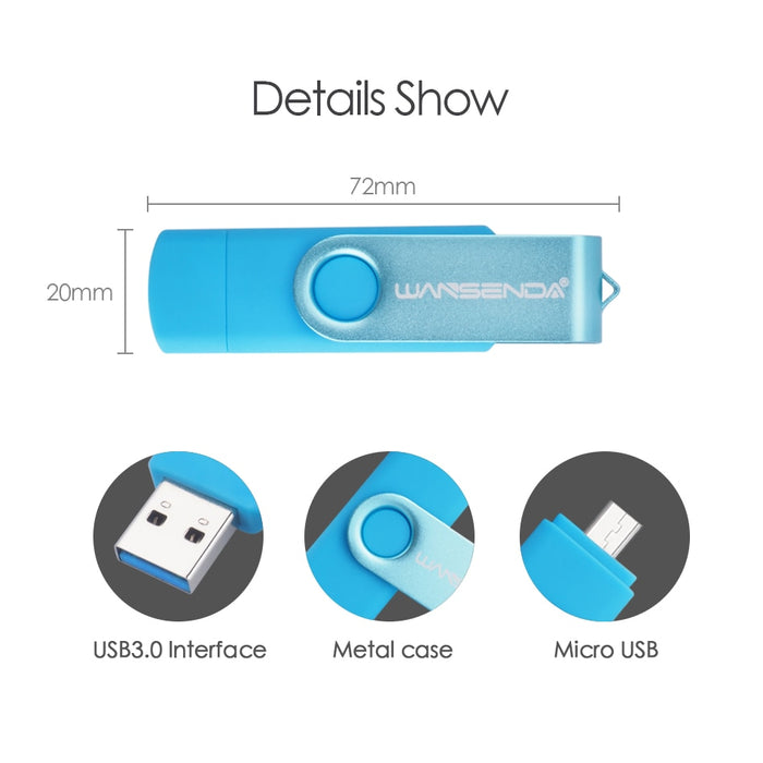 USB Flash Drive Stick 128GB 64GB 32GB 16GB