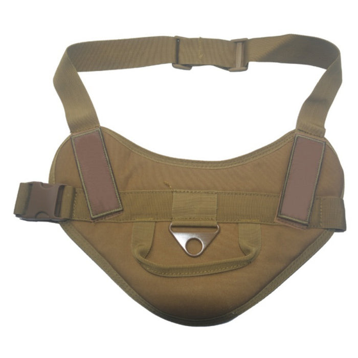 Military Nylon Canine Service  Harness