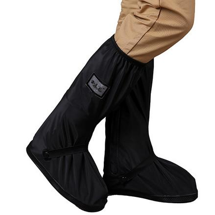 Waterproof reusable Boot Covers w/Reflectors