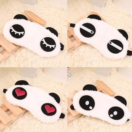 Cute Panda Face Mask