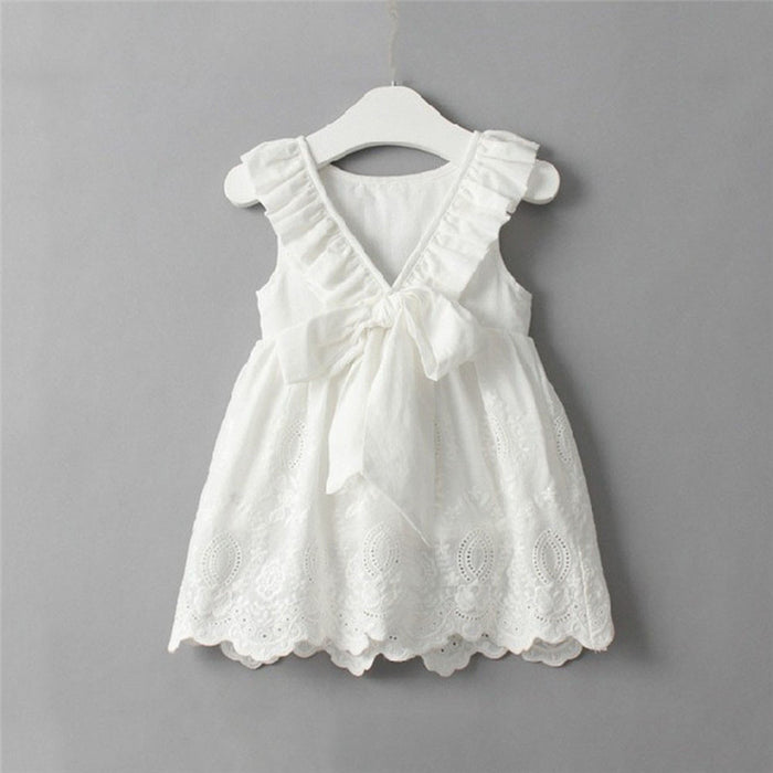Lace Dress for Toddler Girls