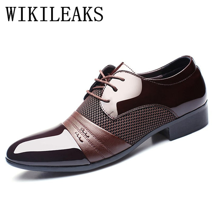 Men's Formal Oxford Shoes