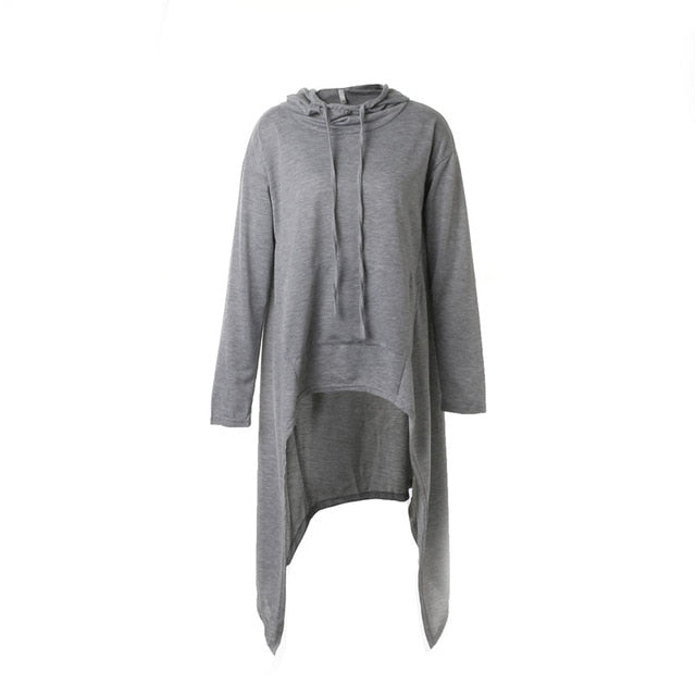 Warm Women Long Sleeve O-Neck Hooded Cotton Hoodie 5 Colors Sweatshirt Pullover Tops Casual Blouse Jumper