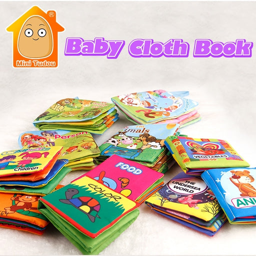 Cloth Baby Book