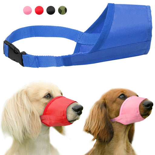 Dog Muzzle Adjustable