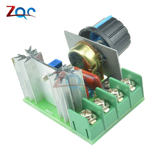 AC  Voltage Regulator Dimmers Motor Speed Controller Thermostat Electronic Voltage Regulator Module