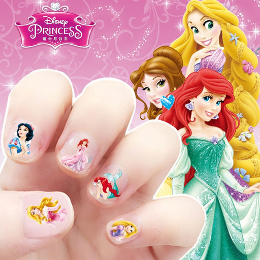 Disney princess nail sticker