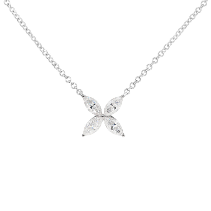 Florentine Hyde, Marquise Necklace