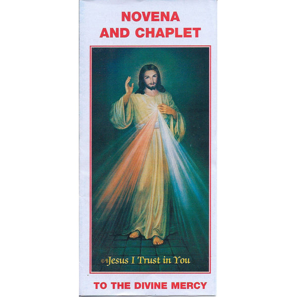 Novena and Chaplet of the Divine Mercy