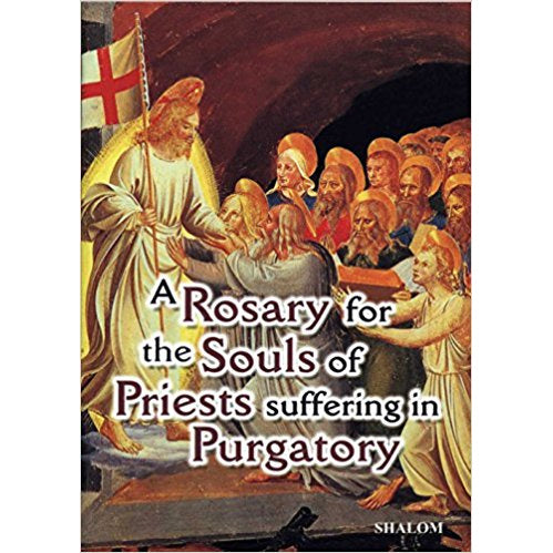 A Rosary for the Souls of Priests Suffering in Purgatory