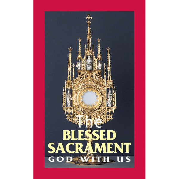 The Blessed Sacrament Booklet