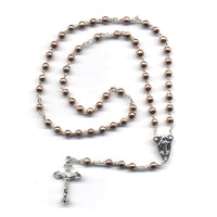 Copper Rosary