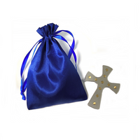 Pocket Rosary Prayer Cross