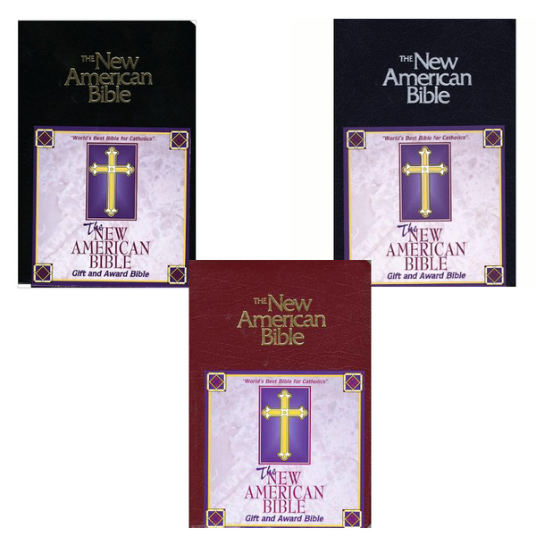 New American Bible Gift and Award Bible