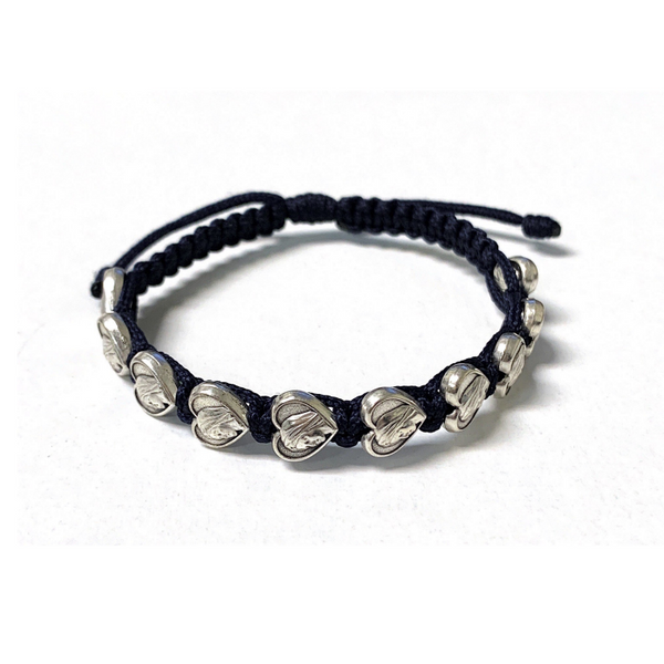 Our Lady Corded Bracelet