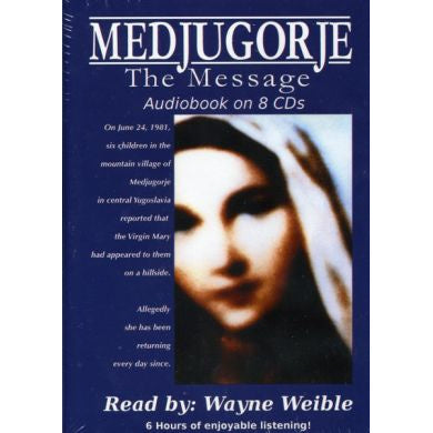 Medjugorje: The Message - Audiobook