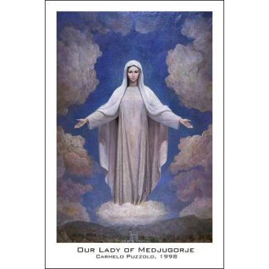 Our Lady of Medjugorje - Picture