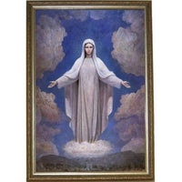 Our Lady of Medjugorje - Canvas Small