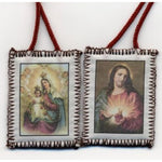 Sacred Heart Brown Scapular