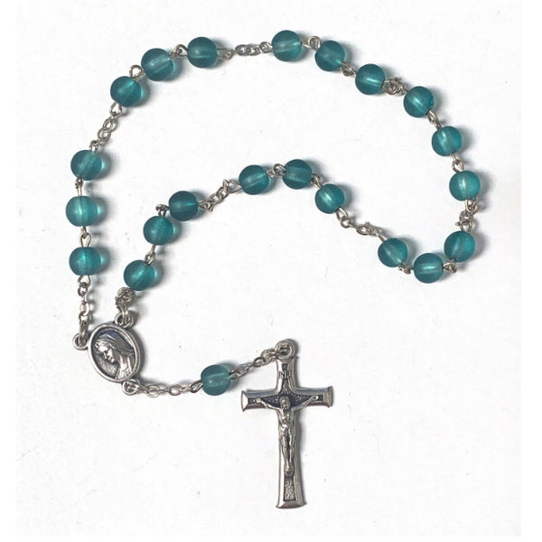 Teal Peace Chaplet
