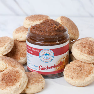 Snickerdoodle Edible Cookie Dough