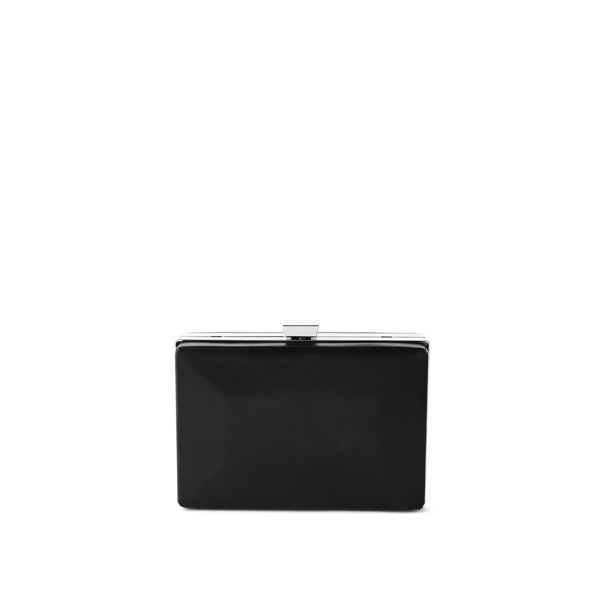Black Leather Cover for Bare Bag