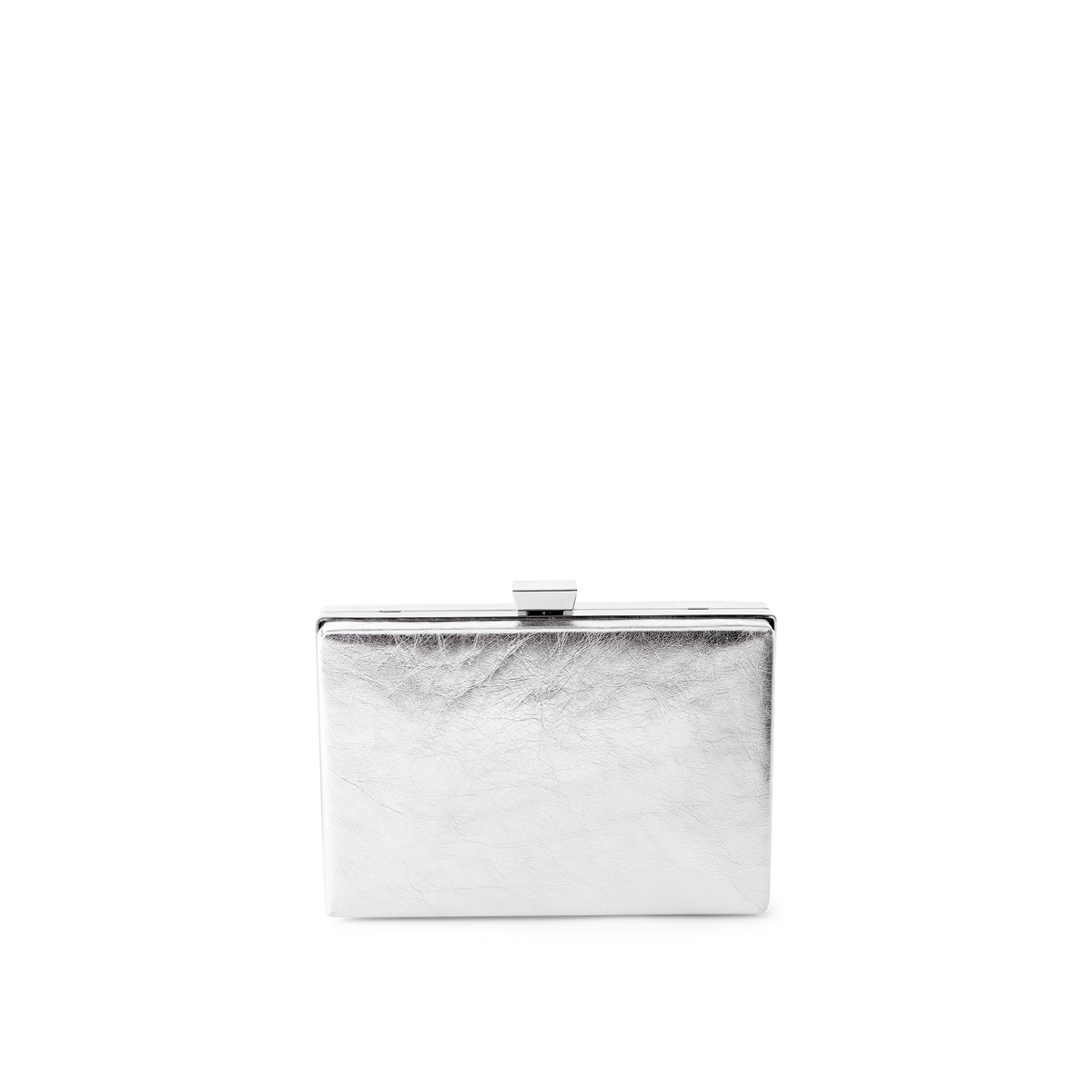 Silver Leather Cover for Bare Bag (Set)
