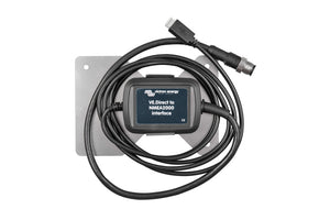 VE.Direct to NMEA2000 interface + mounting