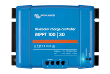 BlueSolar charge controller MPPT 100/30 (top)