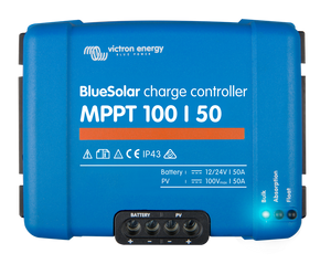 BlueSolar charge controller MPPT 100/50 (top)
