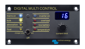 Digital Multi Control Panel (front)