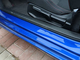 2016+ (10th Gen) Honda Civic Coupe - Door Sill Vinyl Overlay (Set of 2)